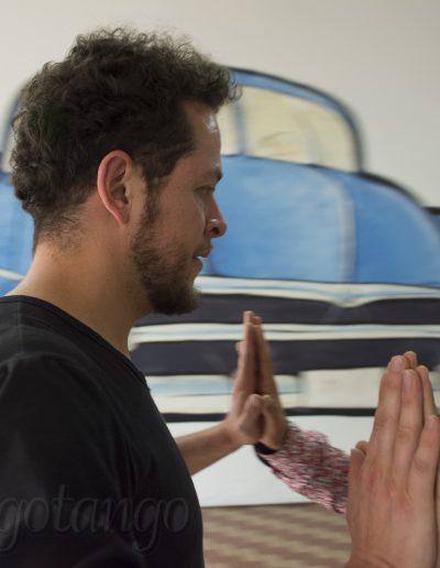 Valentín y Diana en Bogotá42