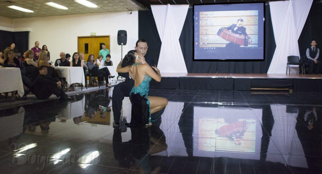 Celebración 20 años de tango de Daniel Martínez