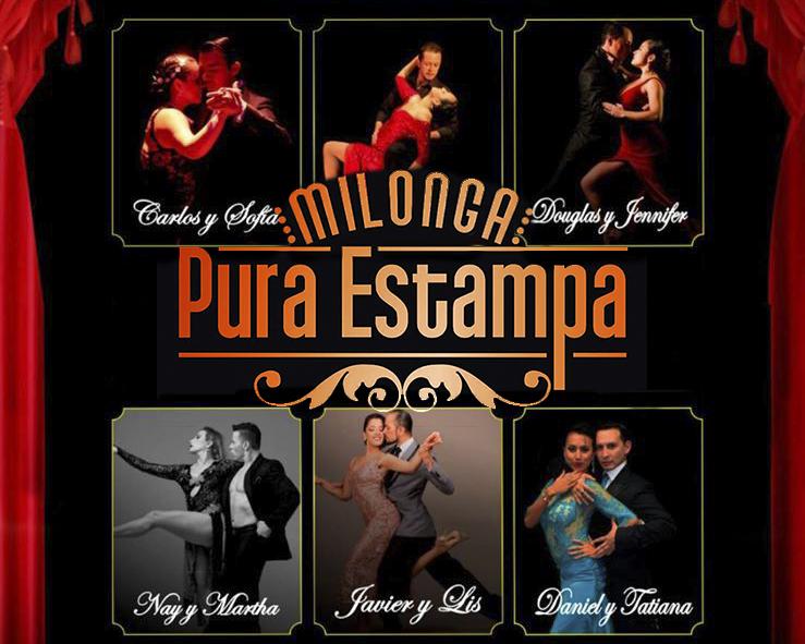 Nueva fecha Tango Encuentro Bogotá 2019
