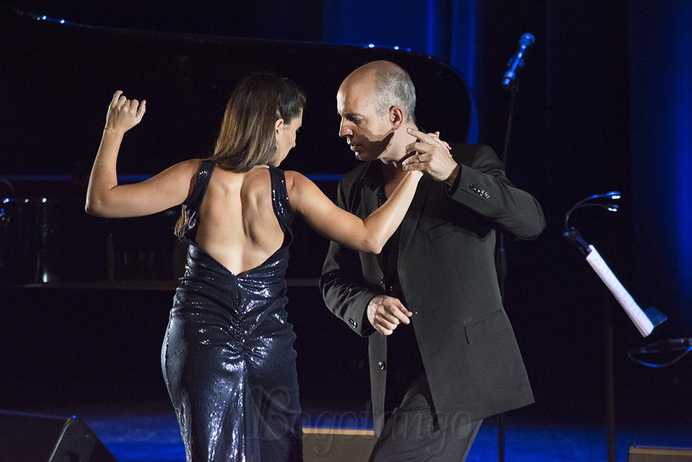 En el Tango «estamos todos en deuda», Horacio Godoy