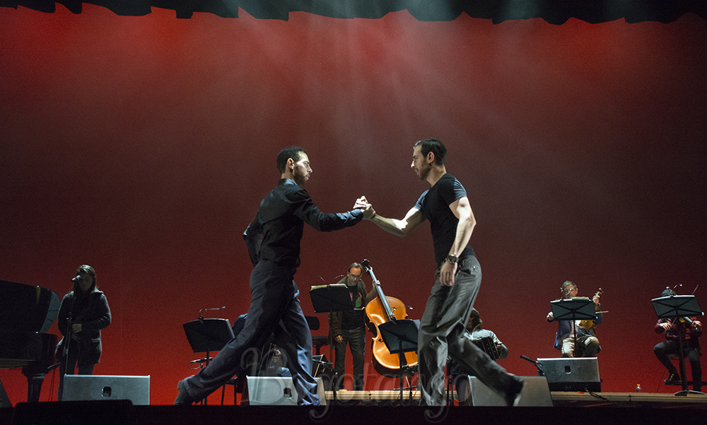 «Aprendimos compitiendo», Hermanos Filipeli Hablando de Tango
