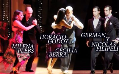 Festival Tango al Mayor 2019