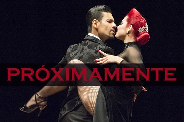 Talleres en Bogotá con los actuales Campeones Tango Escenario