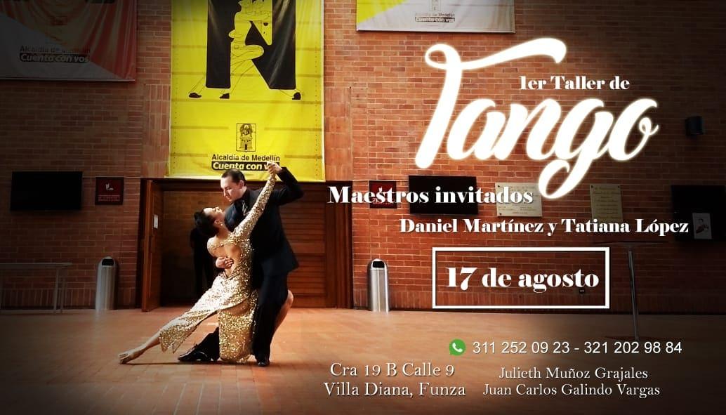 1r Taller de Tango Funza