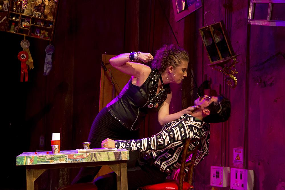 Tango, Teatro y Cabaré con Barrio Malevo