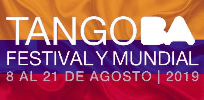 Gran representación de Colombia en el Mundial de Tango