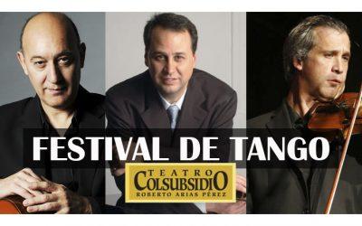 Festival de Tango en Colsubsidio
