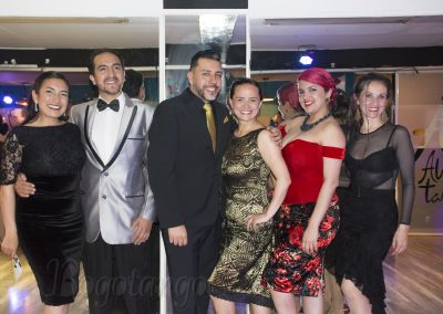 Finalistas en Alma de Tango
