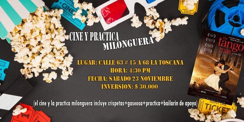 Cine y Tango Manizales