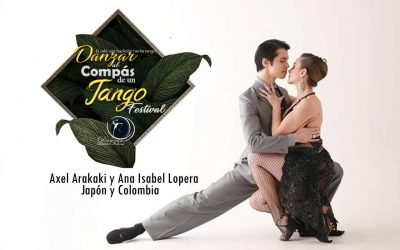 Programación Danzar Al Compás de un Tango