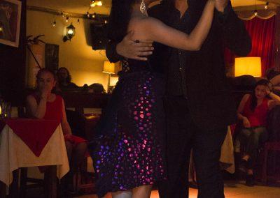 Esquina del Tango celebración 20