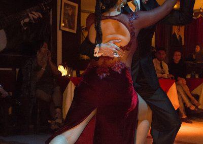 Esquina del Tango celebración 35