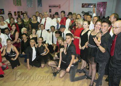 Milonga Y celebración día del tango 33