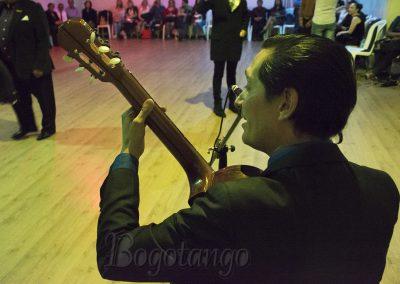 Milonga Y celebración día del tango 41