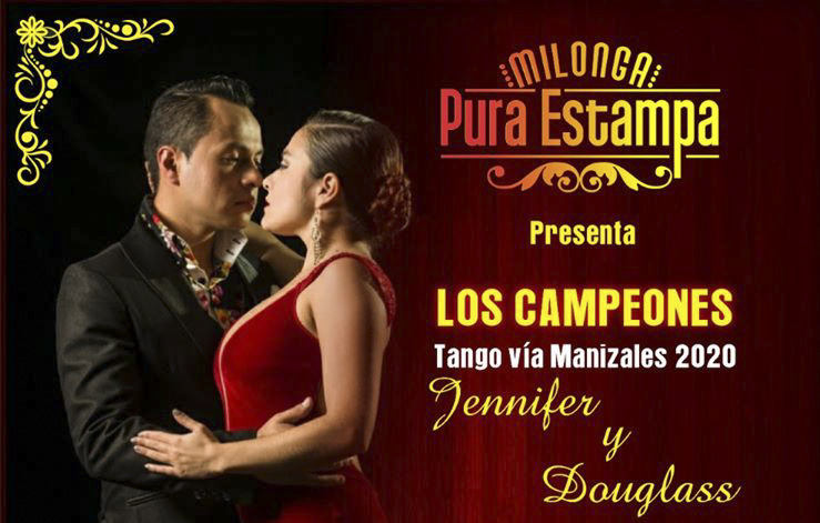 Primer evento 2020 Milonga Pura Estampa